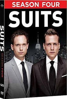 Suits (season 4) - Wikipedia