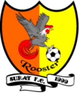 2017 Surat Thani F.C. season - Image: Surat football club logo, Sep 2016