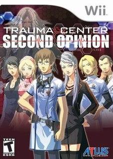 <i>Trauma Center: Second Opinion</i>