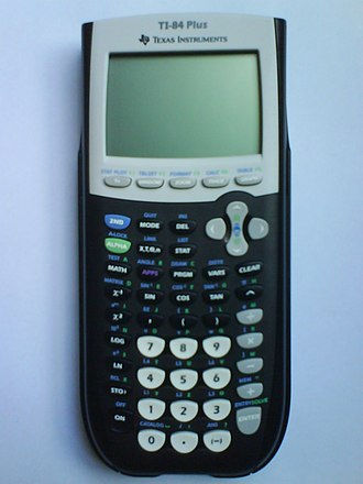 Comparison of Texas Instruments graphing calculators - TI-84 Plus