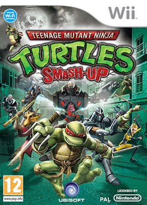 Teenage Mutant Ninja Turtles: Smash-Up - Image: TMNT Smash Up