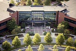 Teradyne - Teradyne Headquarters in North Reading, MA.