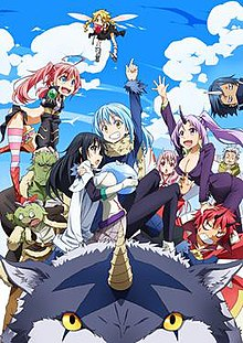 Image result for isekai slime poster