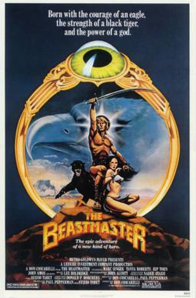 Picture of a movie: The Beastmaster