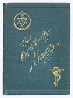 <i>The Key to Theosophy</i>