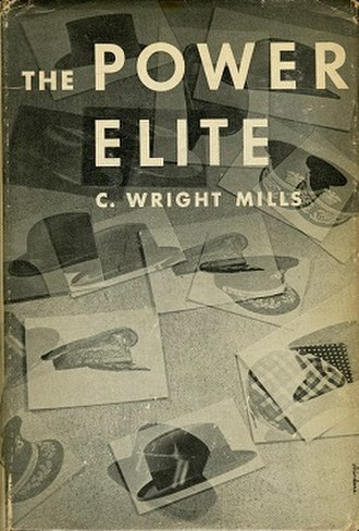 The Power Elite - First edition (publ. Oxford University Press