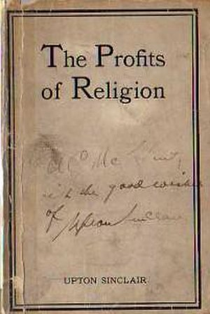 The Profits of Religion - First edition
