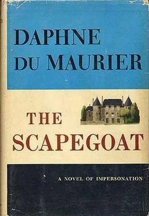 The Scapegoat (novel) - First US edition