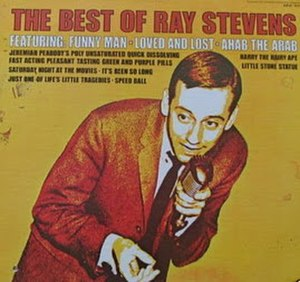 The Best of Ray Stevens (1968 album) - Image: The Best of Ray Stevens (1968 album)