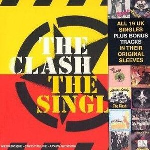 Singles Box - Image: The Clash Singles Box