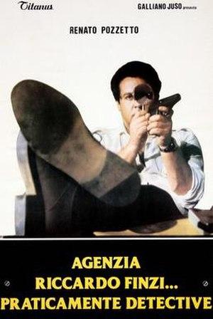The Finzi Detective Agency - Image: The Finzi Detective Agency