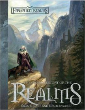The Grand History of the Realms - Image: The Grand History of the Realms (D&D manual)