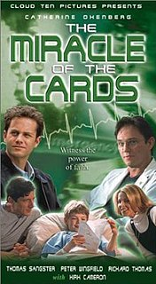 <i>The Miracle of the Cards</i> 2001 television film directed by Mark Griffiths