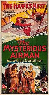 <i>The Mysterious Airman</i> 1928 film