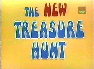 Treasure Hunt (U.S. game show) - Image: The New Treasure Hunt