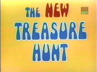 Treasure Hunt (U.S. game show) - Image: The New Treasure Hunt