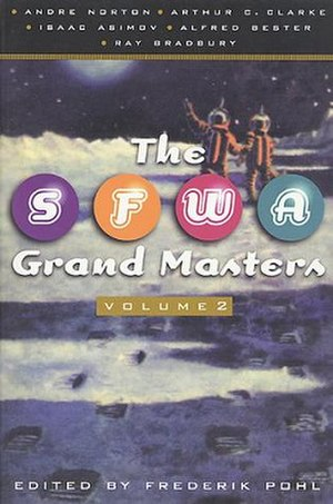 The SFWA Grand Masters, Volume 2 - Cover of first edition