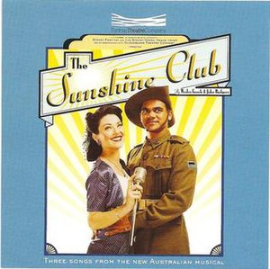 The Sunshine Club - Image: The Sunshine Club 2000 CD cover