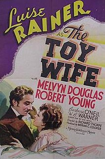 <i>The Toy Wife</i> 1938 film by Richard Thorpe
