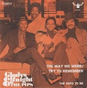 The Way We Were (song) - Image: The Way We Were (Gladys Knight version)