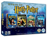 The World of Harry Potter PC bundle