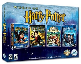 <i>Harry Potter</i> video games Licensed video games based on the Harry Potter novels