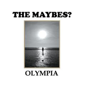 Olympia (EP) - Image: The maybes olympia