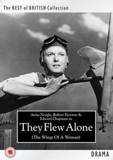 <i>They Flew Alone</i> 1942 film by Herbert Wilcox