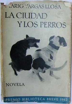 The Time of the Hero - First Spanish edition (publ. Seix Barral)