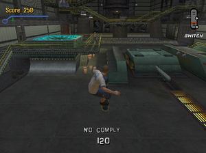 Tony Hawk's Pro Skater 3 - Pro Skater 3 on the PC.