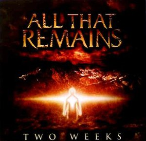 Two Weeks (All That Remains song)
