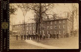 Venable Hall - Union Theological Seminary (Venable Hall) c. 1830s