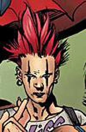 Daimon Hellstrom - The unpowered Ultimate version of the Son of Satan
