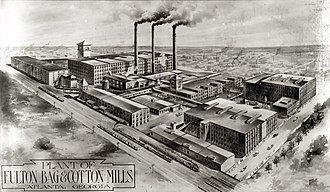 Frank Henry Neely - Fulton Bag and Cotton Mills.