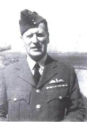 Vashon James Wheeler - Image: Vashon James Wheeler RAF