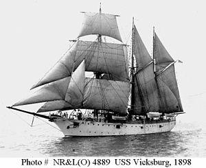 USS Vicksburg (PG-11) - USS Vicksburg (PG-11)