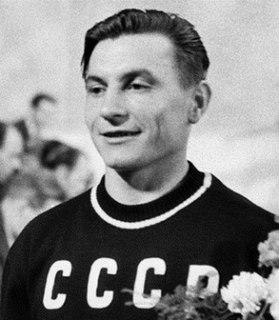 Viktor Chukarin Soviet gymnast
