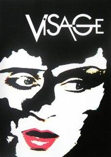 <i>Visage</i> (video) 1986 video by Visage