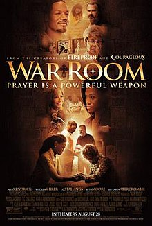 War Room full movie (2015)