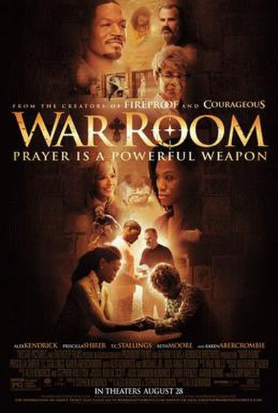 Picture of a movie: War Room