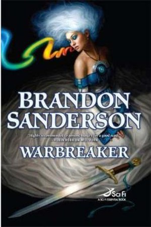 Warbreaker - First edition cover