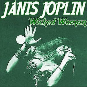 Wicked Woman (album) - Image: Wicked Woman album cover