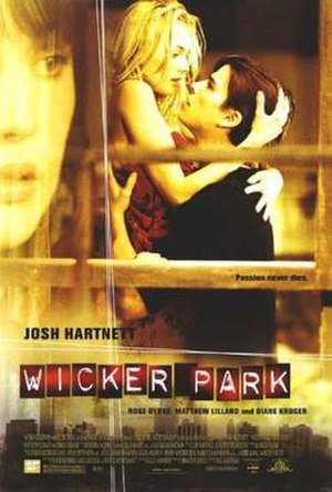Wicker Park (film) - Theatrical release poster