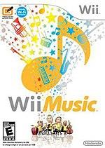 wii music box art