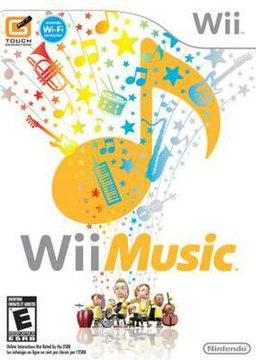wii music wikipedia