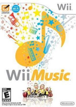 Wii Music - Image: Wii Music