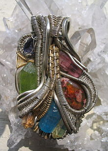 Super Wire Wrapped Jewelry Wikipedia Wiring Digital Resources Sapredefiancerspsorg