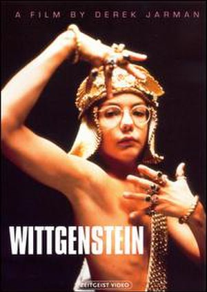 Wittgenstein (film) - Theatrical release poster
