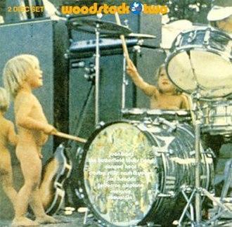 Woodstock 2 - Image: Woodstock 2Album Cover