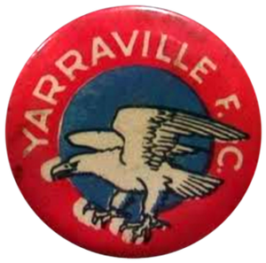 Yarraville Football Club - Image: Yarraville fc logo